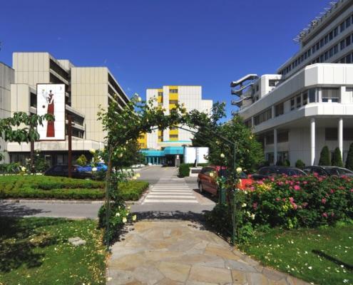 Villach state hospital