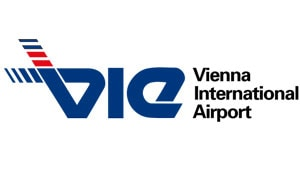 VIA Vienna International Airport Logo