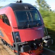 Internet on board for all Austrian Federal Railways Railjets