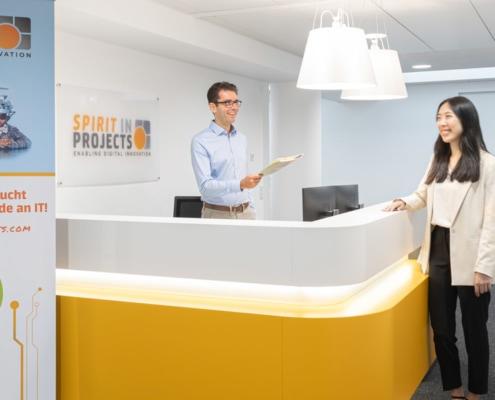 Spirit in Projects - Büro 1030 Wien