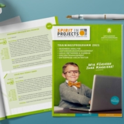 Entdecken Sie den Spirit in Projects Trainingsfolder 2021
